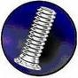Self clinching studs flush head, stainless American standar