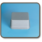 Square & rectangular self adhesive bumpers